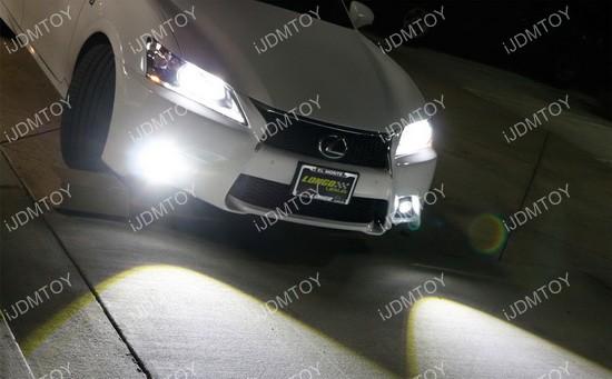 Lexus GS LED Fog Light 03