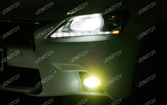 Lexus GS LED Fog Light 10