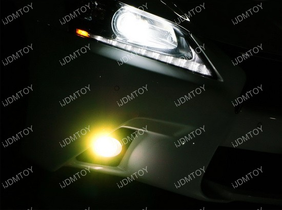 Lexus GS LED Fog Light 11