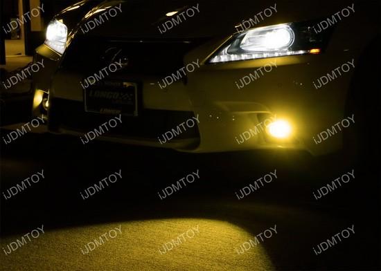 Lexus GS LED Fog Light 14