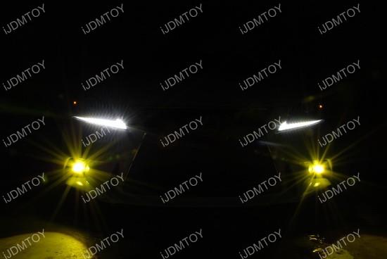 Lexus IS Fsport LED Fog Lights 03