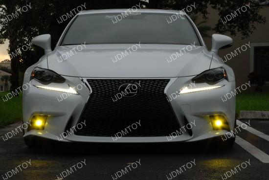Lexus IS Fsport LED Fog Lights 04
