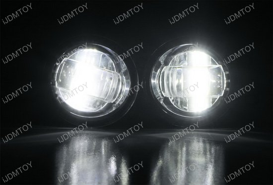 Lexus LX LED Fog Lights 01