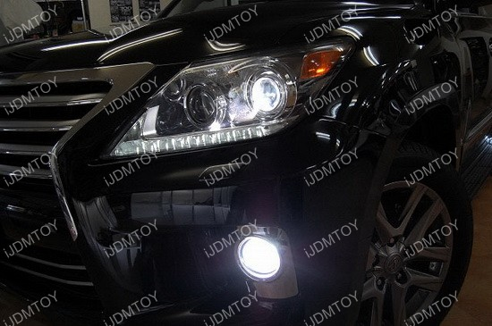 Lexus LX LED Fog Lights 02