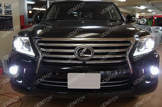 Lexus LX LED Fog Lights 03