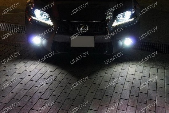 Toyota Lexus CREE LED Fog DRL 19