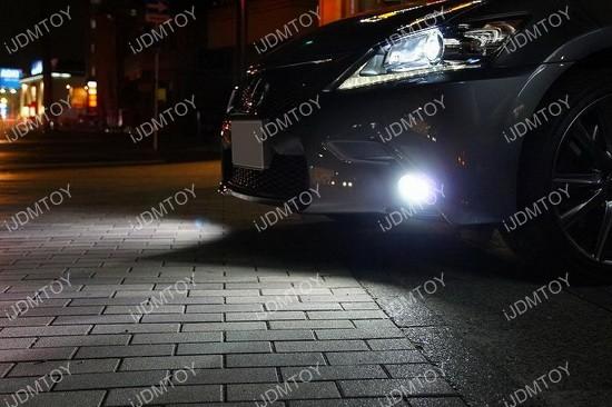 Toyota Lexus CREE LED Fog DRL 21