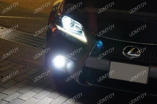Toyota Lexus CREE LED Fog DRL 23
