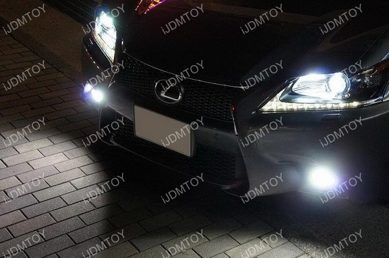 Toyota Lexus CREE LED Fog DRL 24