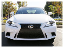 Install 7440 LED Turn Signal Lights based on Lexus IS
