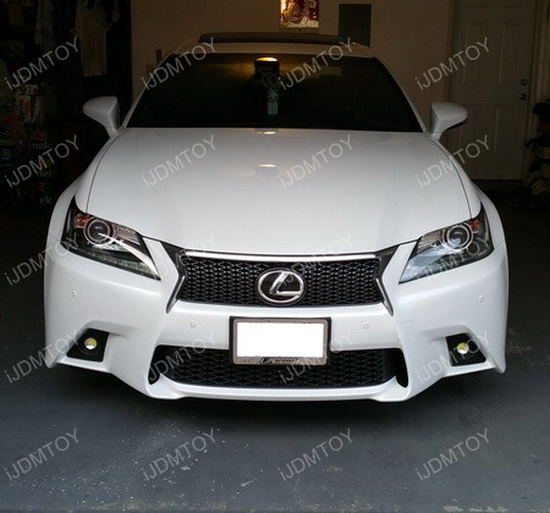 Lexus GS F Sport Fog Lights
