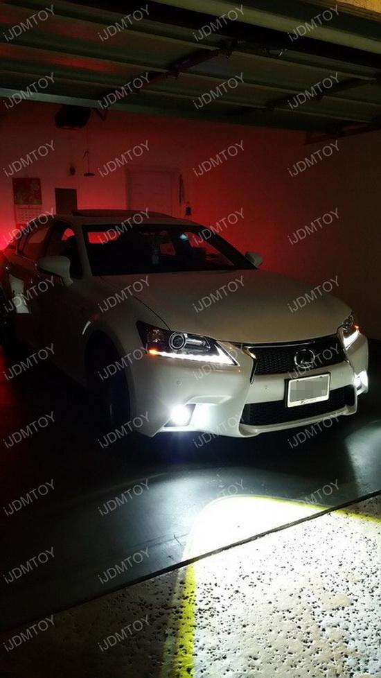 Lexus GS F Sport Fog Lights