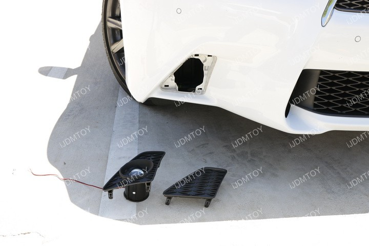 Lexus GS F Sport LED Fog Light 06