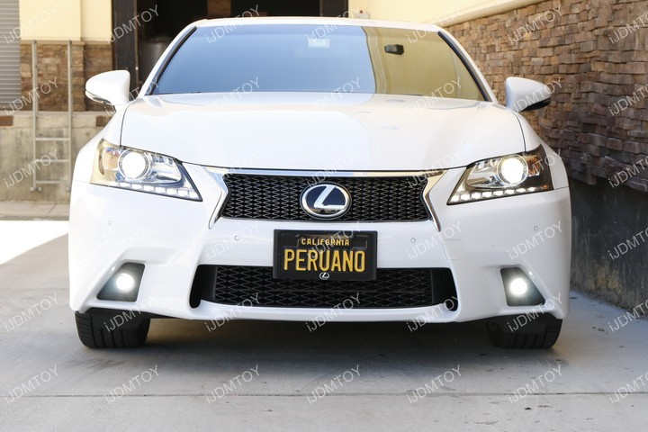 Lexus GS F Sport LED Fog Light 13