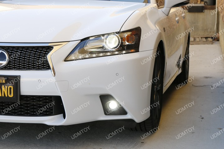 Lexus GS F Sport LED Fog Light 15