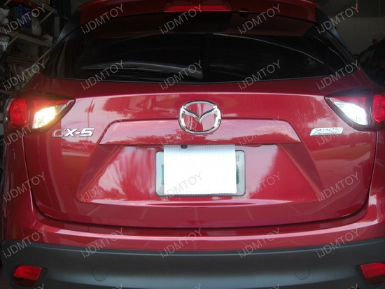 Mazda CX-5 LED Backup Lights 1