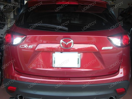 Mazda CX-5 LED Backup Lights 3