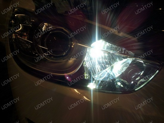 Mazda CX-5 9005 LED Daytime Running Lights 1