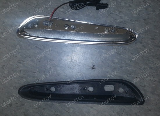 Mazda3 LED Daytime DRL Lights 4