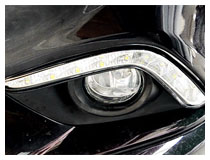 Mazda 6 OEM Fit LED DRL Installation (For 70-726)