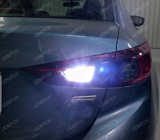 Mazda 3 LED Backup Lights 02