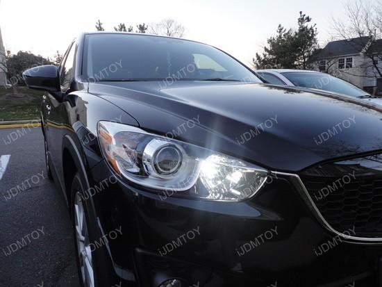 Mazda CX5 LED DRL 06