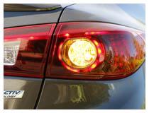 Install 7440 LED Turn Signal Lights based on Mazda 3
