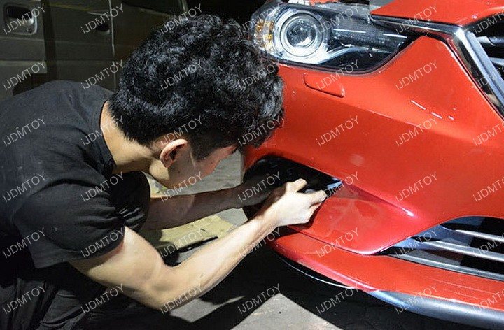 =Install-Mazda6-LED-Daytime-Running-Light 02