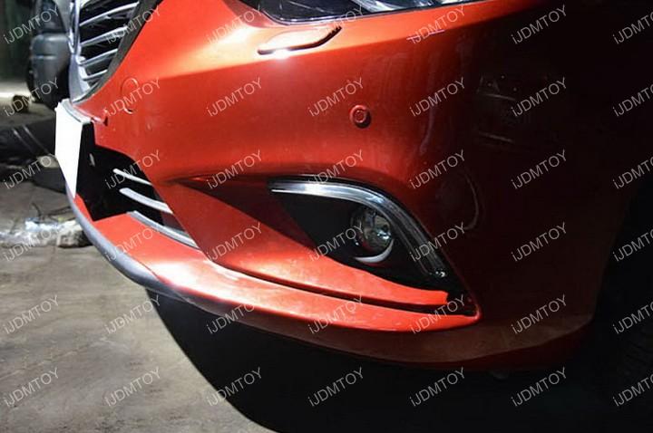 Install-Mazda6-LED-Daytime-Running-Light 09