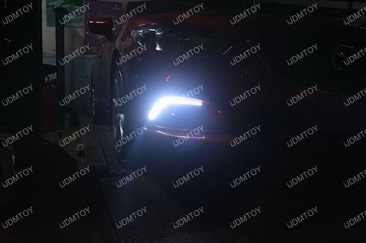 Install-Mazda6-LED-Daytime-Running-Light 13