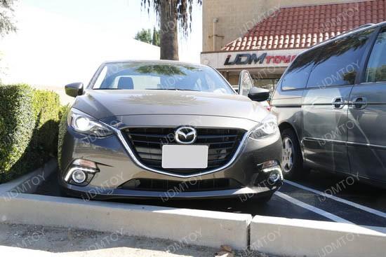 Mazda 3 LED DRL 01