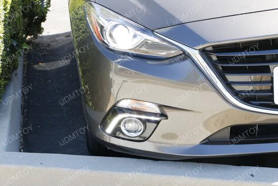 Mazda 3 LED DRL 02
