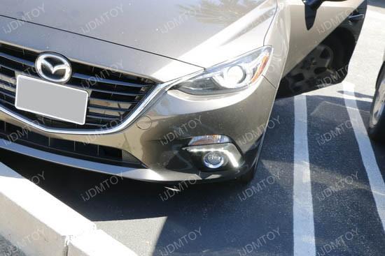 Mazda 3 LED DRL 03