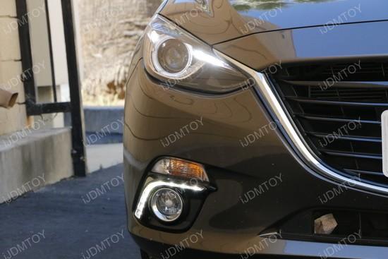 Mazda 3 LED DRL 04