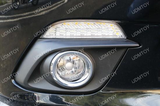 Mazda 3 OEM fit LED DRL 04