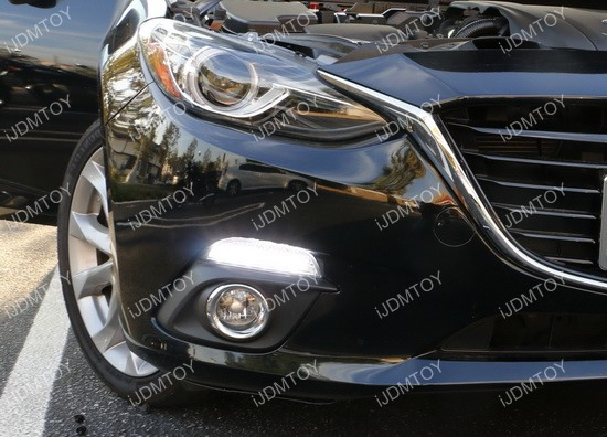Mazda 3 OEM fit LED DRL 05