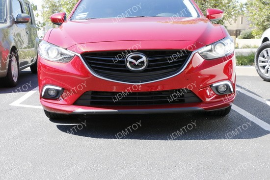 Mazda 6 LED DRL 03
