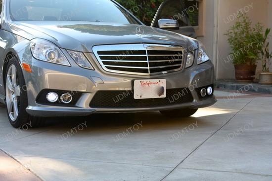 Mercedes E550 SH23W LED DRL 1