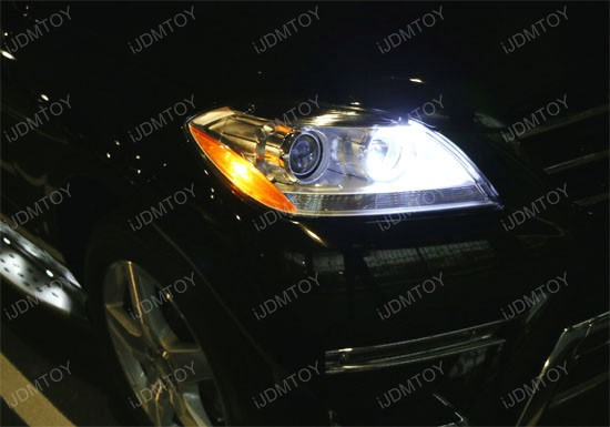 Mercedes LED Parking Lights 03