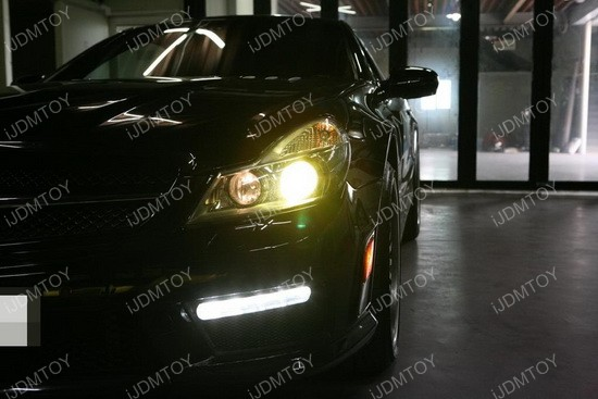 Mercedes SL550 Audi Style LED 01