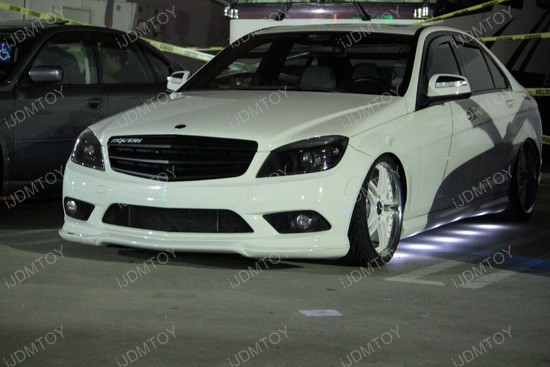 Mercedes W204 C-Class VIP Style LED Puddle Light 2