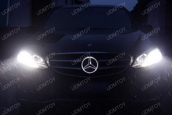 Mercedes Benz LED Grille Emblem 06