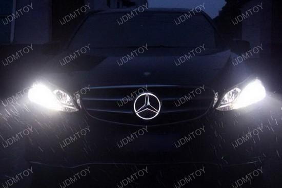 Mercedes Benz LED Grille Emblem 06