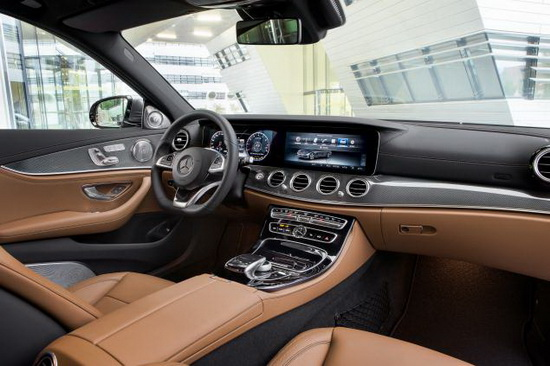 Mercedes E Class 2017 01