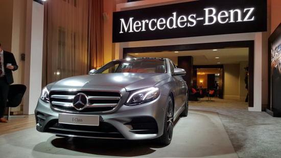 Mercedes E Class 2017 04
