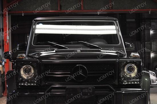 Mercedes G Glass LED DRL 07