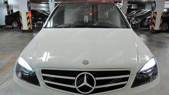 Mercedes LED Eyelid 02