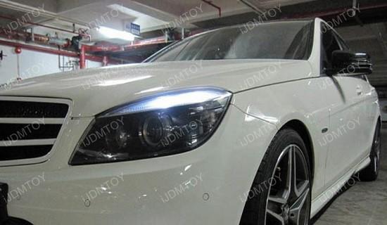 Mercedes LED Eyelid 03
