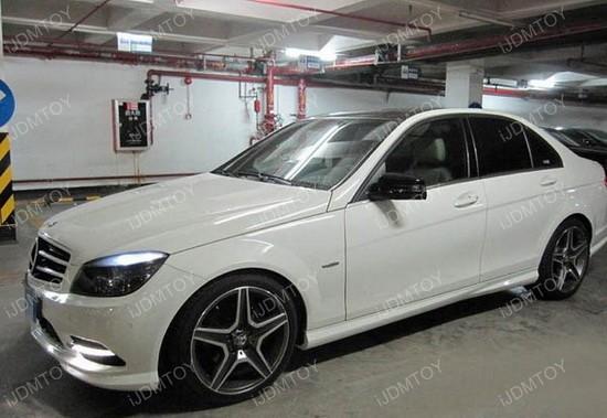 Mercedes LED Eyelid 04