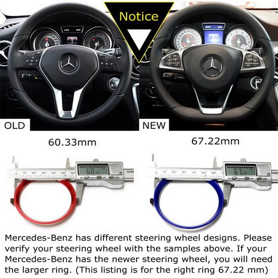 Mercedes Benz Steering Wheel Emblem Replacement